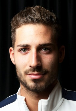 ©PHOTOPQR/LE PARISIEN / GUILLAUME GEROGES / SAINT GERMAIN EN LAYE / L 02/12/15 Camp des Loges, Saint-Germain-en-Laye (Yvelines), mercredi 2 décembre 2015. Portrait de Kevin Trapp, gardien de but du PSG